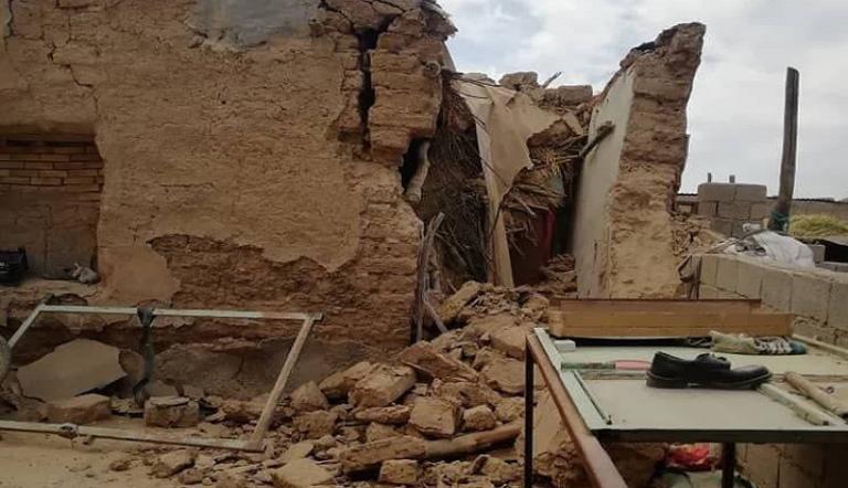 وضعیت گناوه و سیسخت بعد از زلزله / بلاتکلیفی زلزلهزدگان ادامه دارد